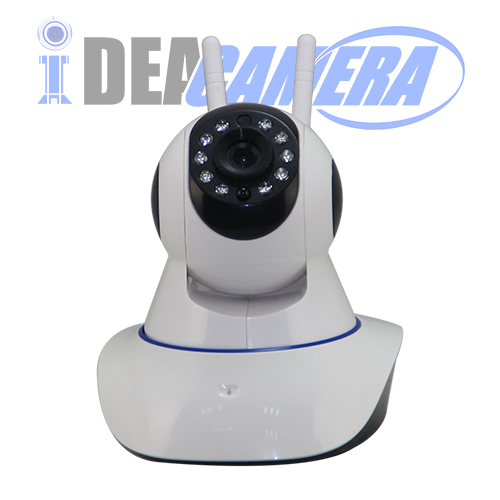 Yoosee Cloud 1MP IR Wireless IP Robot Camera Support 433 Alarm