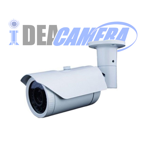 1080p Bullet HD AHD Camera with 3.0Megapixel 4X Motorized Zoom 2.8~12mm Lens