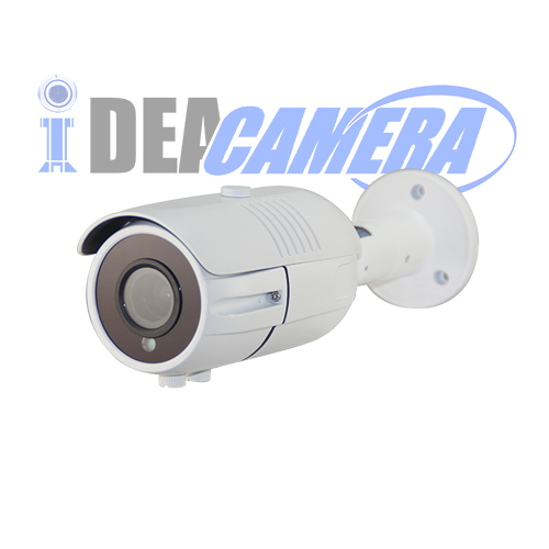 4Megapixels IR HD AHD Camera with 5MP 2.8-12mm Lens