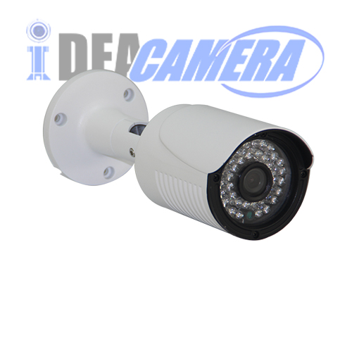 1080P IR Bullet AHD Camera with 3MP 3.6mm Fixed Lens