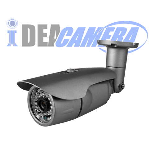 4Megapixels IR HD AHD Camera with 5MP 3.6mm Fixed Lens