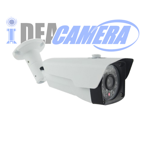 2Megapixels IR Bullet HD AHD Camera with 3MP 2.8-12mm Lens