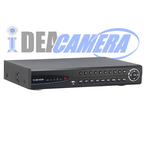 8CH H.264 Realtime recording HD 1080P NVR,8CH 1080P  Playback