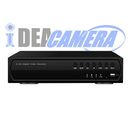8CH 720/960/1080P H.264 HD NVR with 1 SATA HDD