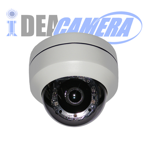 2MP 2.5inch  MINI Meddle Speed Dome 4IN1 AHD Camera with RS485 Input.