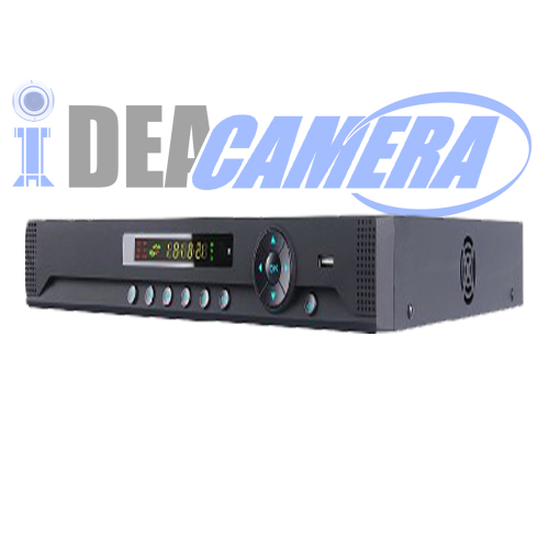 32CH 4MP H.265+ HD NVR,Support ONVIF Protocol, XMEYE Mobile App