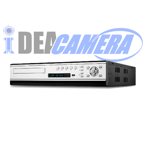 32CH 4MP H.265 HD NVR,Support ONVIF Protocol,XMEYE Mobile App