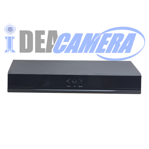 16CH 4MP H.265+ HD NVR,Support ONVIF Protocol,XMEYE Mobile App