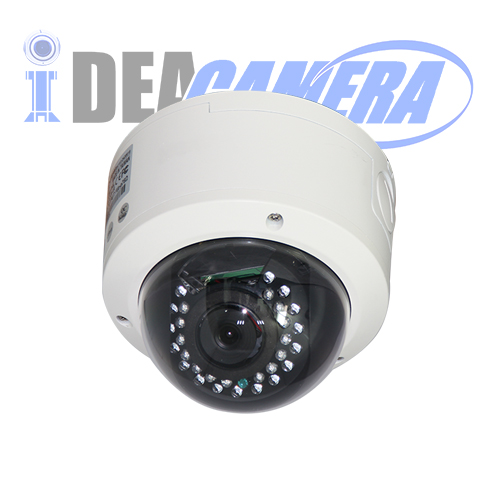 2MP H.265 IP Dome Camera,VSS Mobile APP,POE Optional,Face Detection