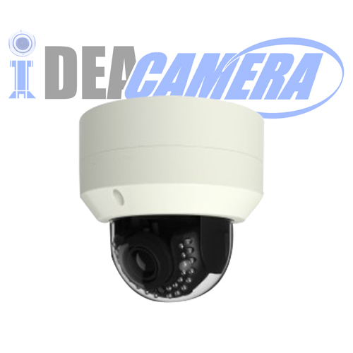 2MP H.265 IR IP Camera,POE Optional,VSS Mobile App,Face Detection