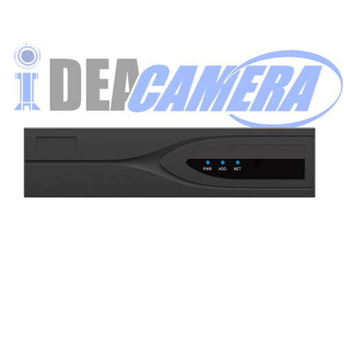 8CH H.265 NVR with 1ch Face Detection,VSS Mobile App,ONVIF 2.6,P2P