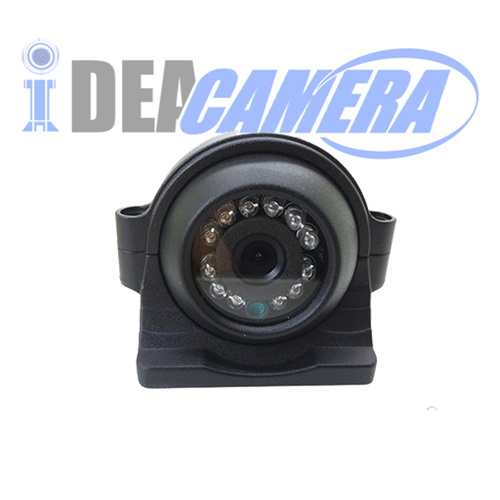 1.3MP Waterproof metal AHD HD Vehicle infrared conch camera with Aptina sensor,Working with Mobile Car DVR