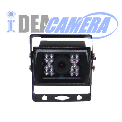 1.3MP Waterproof metal AHD HD Vehicle infrared conch camera with Aptina sensor