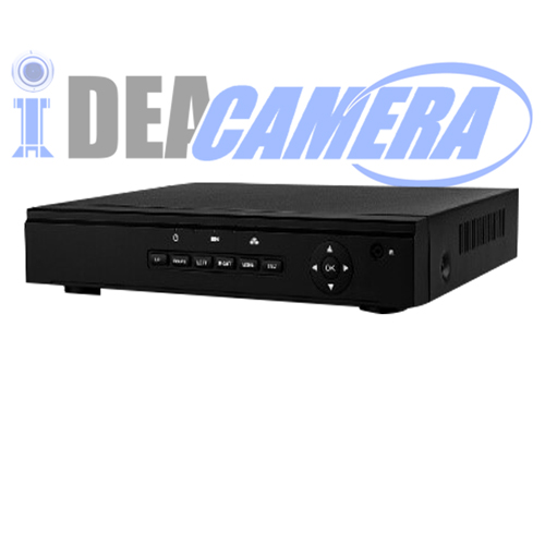 8CH 4MP H.265 HD NVR with 8ports POE,XMEYE Mobile App,P2P,ONVIF