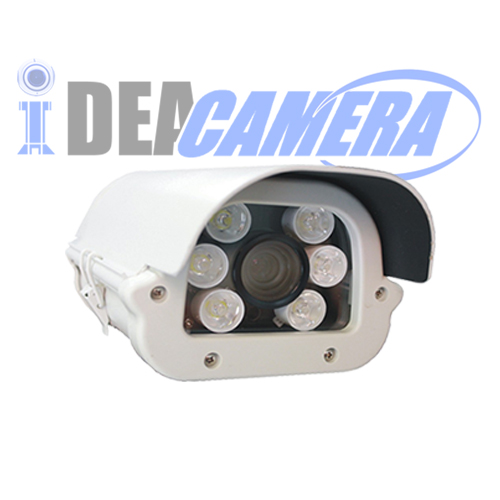 2.0MP License Plate IP Camera with SONY Sensor,WDR Camera,strong light inhibition,6~22mm Varifocal Lens,ONVIF 2.4