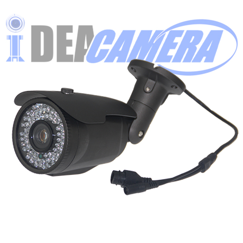 5MP Varifocal IR Waterproof H.265 IP Camera,POE optional,Vss mobile app,ONVIF 2.6