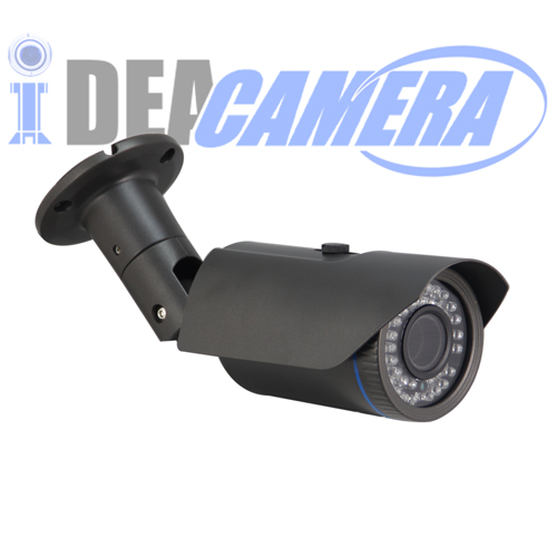 2MP Varifocal  Waterproof IR Bullet 4-in-1 Camera with OSD Menu,Support UTC Control