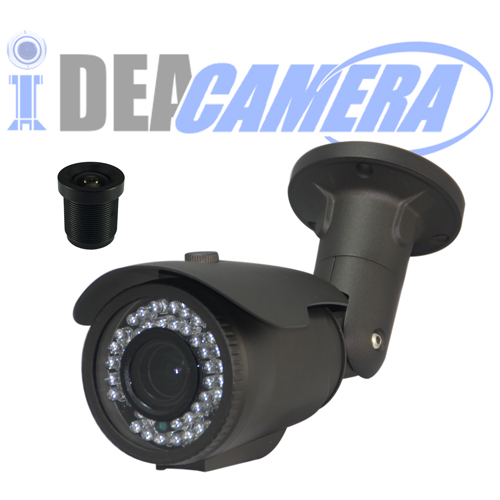 4K HD IR Waterproof IP Camera,POE optional,3840*2160Pixels,Support face detection