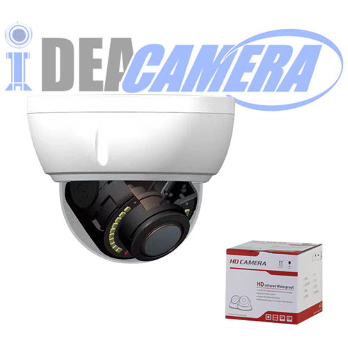 4K IP Dome Camera,H.265,VSS Mobile App,3840*2160Pixels,Face detection,POE optional
