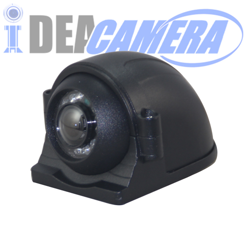 2MP HD Vehicle Infrared Panoramic Camera, 3MP 1.39mm Panoramic Lens,360°Vertical View,180°Horizontal View,IP66 Outdoor Use