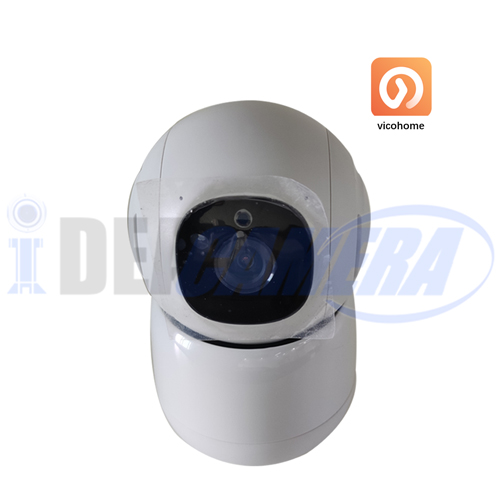 1080P H.265 AI Smart Cloud PTZ WIFI Camera, vicohome APP, 360°unlimited rotation, See the world with panoramic view, Multi-view monitoring, Born for family.